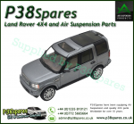 Land Rover Discovery 4 Die-Cast 1:43 Scale Model