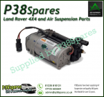 Wabco BMW 5 Series (F07/F11), BMW 7 Series (FO1, FO2) Air Suspension Compressor with Integrated Dryer 2009-2015