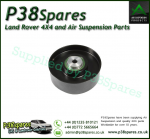 Genunine Range Rover P38 Drive Belt Idler Pulley 70 mm - Timing Tensioner - V8 Petrol 1999-2002 With Air Conditioning