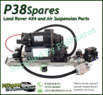 BMW 5-Series (E61 Chassis) Aftermarket Air Compressor, Integrated Dryer Models 2004-2010