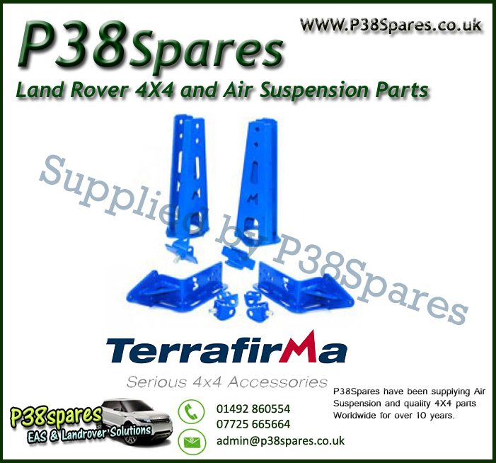 Discovery 1/RR Classic Terrafirma Steering Damper Relocation Kit